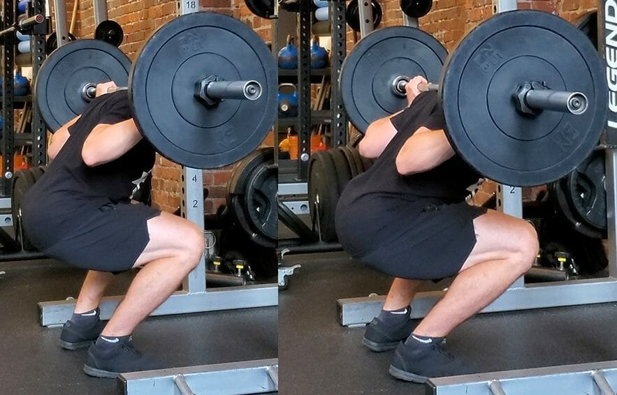 Tech Corner: High and Low Bar Squat