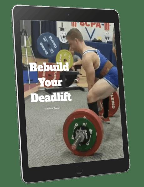 Rebuild Your Deadlift